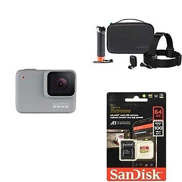 Amazon.com: GoPro HERO7 Blanco + Kit de Aventura + (1 ...