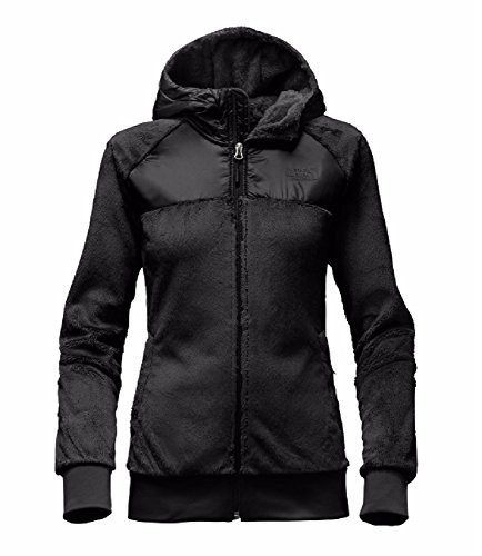 The North Face Oso Hoodie Women (X-Small, TNF Black)