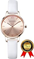 BRIGADA Swiss Watches for Women, Nice Fashion Quartz Waterproof Ladies Watches for Girls Women, Great Gift for Families, Lover, Friends or Yourself