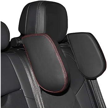 Amazon Com Aukee Car Seat Pillow Headrest Neck Support