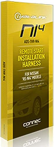 Chevy Nissan/& Infiniti iDatalink ADS-THR-NI4 Factory Install T-Harness for 2004