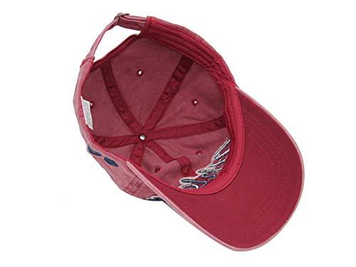 Krgvxfs Cotton Men Baseball Cap Hats for Women Embroidery Hat Letter Bone Gorras Male Hat