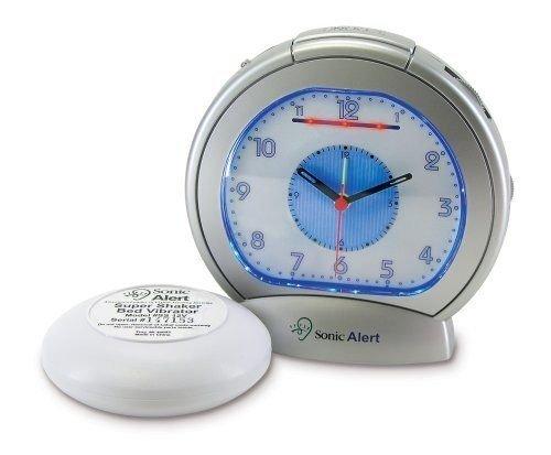 Sonic Alert Sba475ss Sonic Boom Analog Alarm (Sonic Boom Sba475ss Analog)