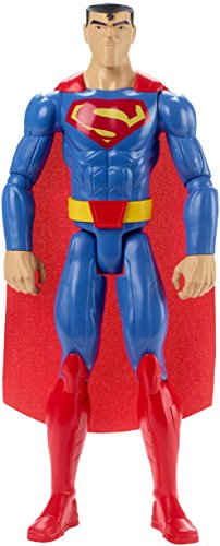 Mattel DC Justice League Action Superman Figure, 12'