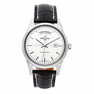 Breitling Transocean Automatic-self-Wind Male Watch A45310 (Certified Pre-Owned)