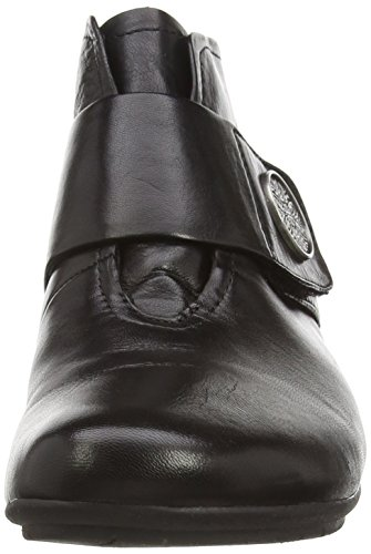 Josef Seibel Faye 06 Damen Hohe Sneakers Schwarz (600 schwarz)