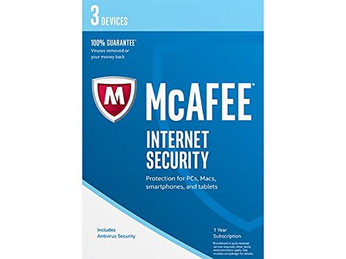 : McAfee Internet Security 2017-3 Device