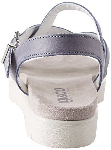 jeans Toe Igi Delle Blu Sandali Dsn 11 11712 Donne Open tqxT4w78nZ