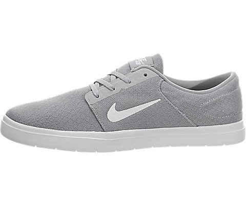 NIKE Mens SB Portmore Ultralight CN Lightweight Athletic Skateboarding Shoes