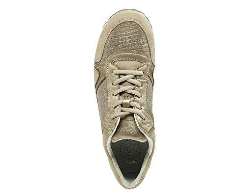 Gabor Comfort Sneaker Beige Nude Chiaro