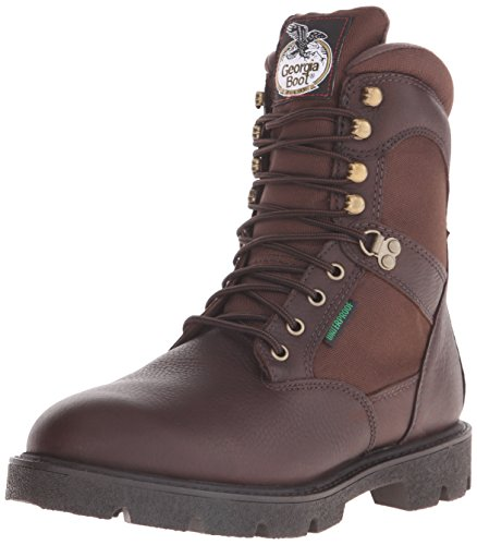 Insulated Boot Homeland Georgia Inch Men's Shoe 8 Work 6b7vgyYf