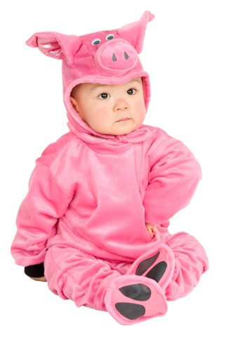[Little Pig Toddler Costume] (Little Pig Costumes)