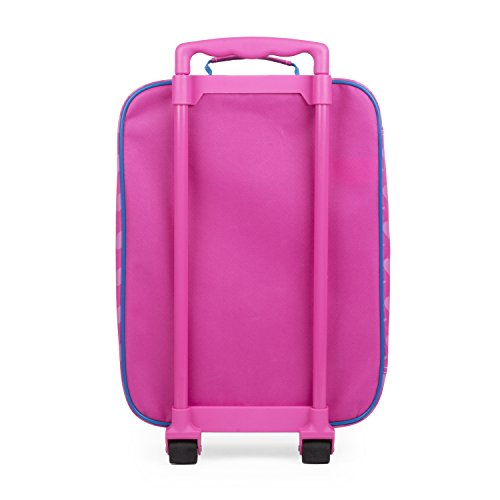 Emoji Pink Rainbow Faces Pilot Case Luggage by FAB Starpoint (Image #3)