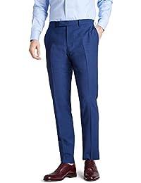 Men's Regular Fit Ink 2 Piece Suit