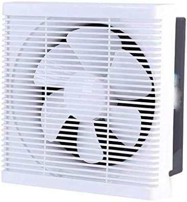 MHRCJ Ventilador de ventilación, la ventilación del Ventilador, Blanco del Cuadrado de Techo o de Montaje en Pared Extintor: Amazon.es: Hogar