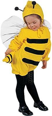 Disfraz infantil de abeja | Traje infantil de abeja | Abeja Traje ...