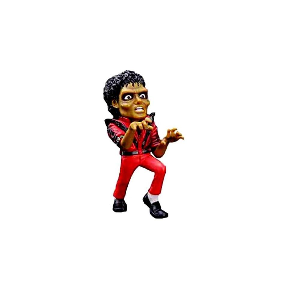 King of Pop Vinyl Figure Michael Jackson Thriller (Zombie Version)