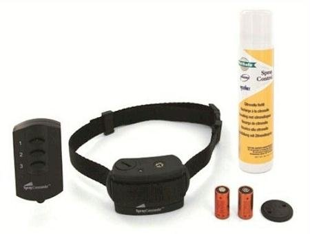 Innotek Spray Commander Pet Trainer Collar