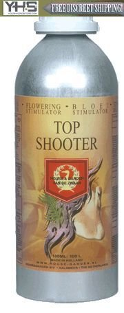 House & Garden Top Shooter 500ml 500 ml - bloom flower enhancer nutrient --P#EWT43 65234R3FA232232 by Lisongin