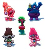 Set of 5 TR Shoe Charms PVC Crocs Natives (Generic) Kids Party Favors by Ch