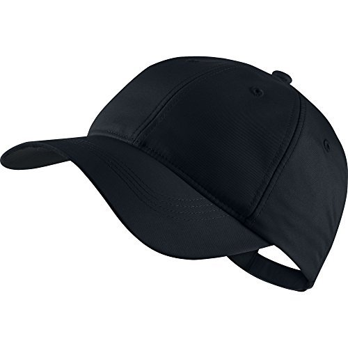 Nike Golf Women's Tech Adjustable Hat (Black/White)