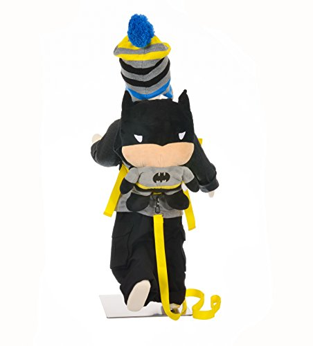 New KidsEmbrace DC Comics Batman 2 in 1 Harness Buddy, Multi