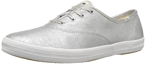 Metallic Brushed Sneaker Matte Women's Champion Silver Keds wAq1zTSx