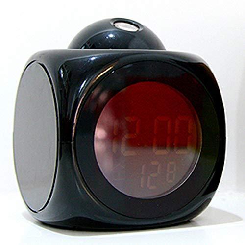 GHKL Proyección Digital Reloj Despertador Informe De Voz ...