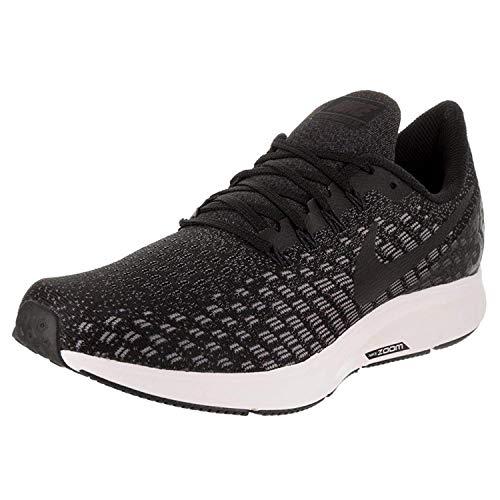Nike Mens Air Zoom Pegasus 35 Running Shoe (7 M US, Black/Oil Grey/Gunsmoke/White)