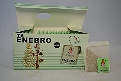 Te Enebro Active Diuretic Antiseptic of the Urinary and Respiratory Tracts