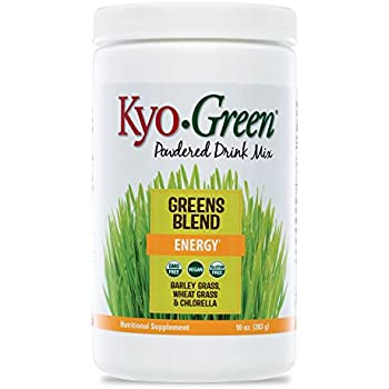 Amazon Com Kyolic Kyo Green Energy Powered Drink Mix 10
