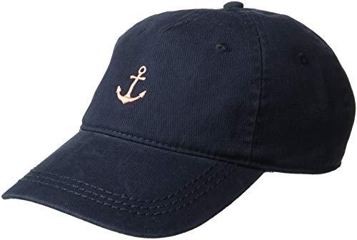 Roxy Big Dear Believer Girl Baseball Cap, Dress Blues, 1SZ (Roxy Cap For Girls)