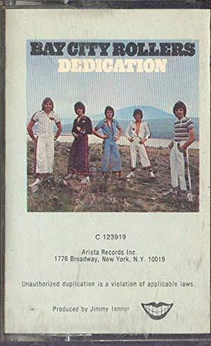 (BAY CITY ROLLERS Dedication Cassette Tape)