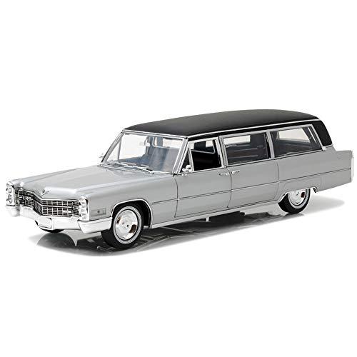 - GREENLIGHT LLC 1966 Cadillac Limousine Die Cast - 1:18th Scale 180+ Diecast Parts