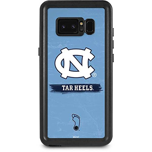 University of North Carolina Galaxy Note 8 Case - North Carolina Tar Heels | Schools X Skinit Waterproof Case