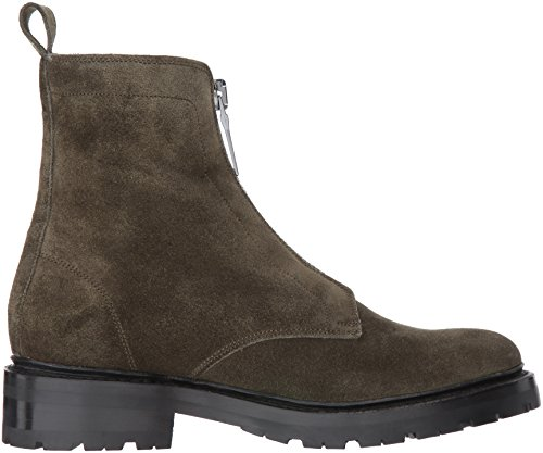 FRYE Women's Julie Front Zip Combat Boot Forest Soft Oiled Suede outlet pick a best get authentic for sale 100% guaranteed the cheapest sale online rdUKgu