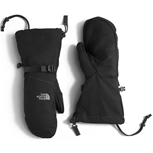 The North Face Womens Revelstoke Mitt - Medium/TNF Black by The North Face