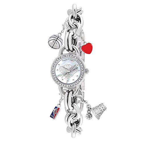 Gifts Licensed Gifts Ladies NBA New Orleans Pelicans Charm Watch ()