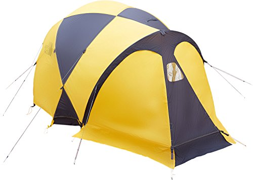 The-North-Face-Bastion-4-Expedition-Tent-Summit-  sc 1 st  C&ing Equipment u0026 Supply & The North Face Bastion 4 Expedition Tent Summit Gold/Asphalt Grey ...