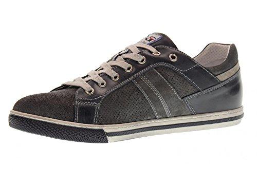 Nero Giardini Scarpe Uomo Sneakers Basse P800254U/214 blu