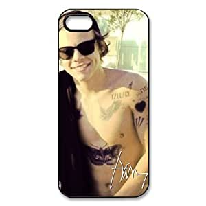 ONE DIRECTION Harry Styles iphone 4s Plastic Hard Phone Cover Case