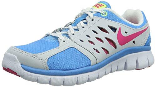 Flex Nike Pnk running Vvd Azul de 2013 Blue Niñas Gs vlt Rn Vvd Ic Zapatillas white Bebé BwwdrHq