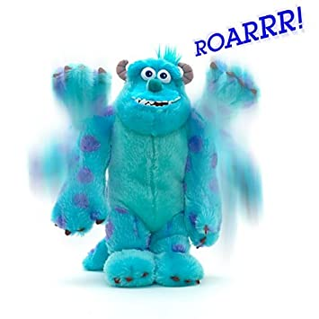 aedf2538a8a Talking Sulley from Monsters University