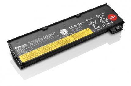 Lenovo Thinkpad Battery 68+(0c52862, Retail Packaged) For L450,L460,L470,L570,P50s,T440, T440s,T450,T450s,T460,T460p,T470p,T550,T560,W550s,X240,X250, X260, X270