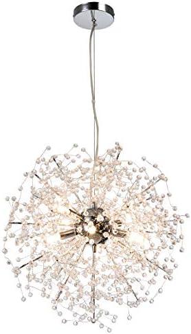HMVPL Modern Crystal Chandelier