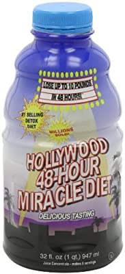 Hollywood Miracle Diet 48 Hour