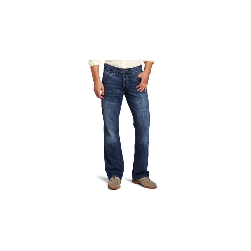 Lucky Brand Mens 367 Vintage Bootcut Jean in Medium Edwin Warner, Medium Edwin Warner, 34x32