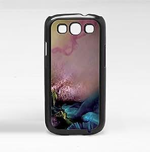 Premium Direct Print CAUTION Distressed Bio-Hazard Symbol - Biohazard iphone 5C Quality Hard Snap On Case for iphone 5C /Apple iphone 5C