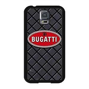 Bugatti Cars Logo Design Custom funda,Samsung Galaxy S5 Case,Lightweight funda for Samsung Galaxy S5