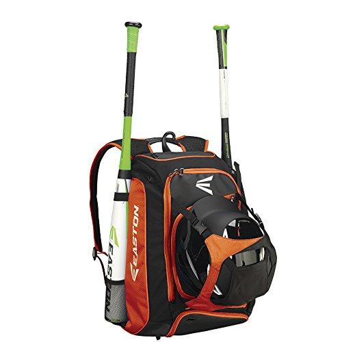 Easton Walk Off Bat Pack - Baseball/Softball Backpack - Orange - New 2016/2017 (Easton Walk Off Bat Pack compare prices)